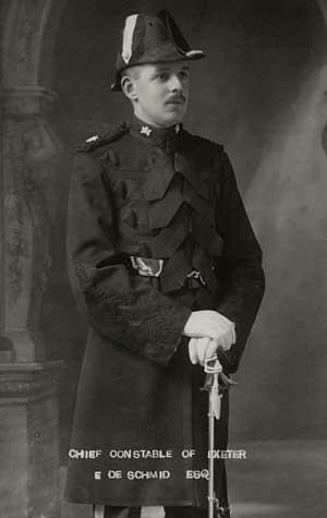 Eric de Schmid (1880-1960)