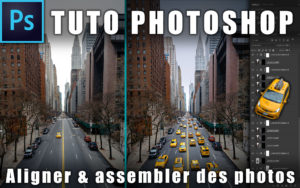 "Image illustrant l'article ""Comment aligner et assembler des photos dans Photoshop"" - Apprendre la retouche photo avec La photo clic par clic"