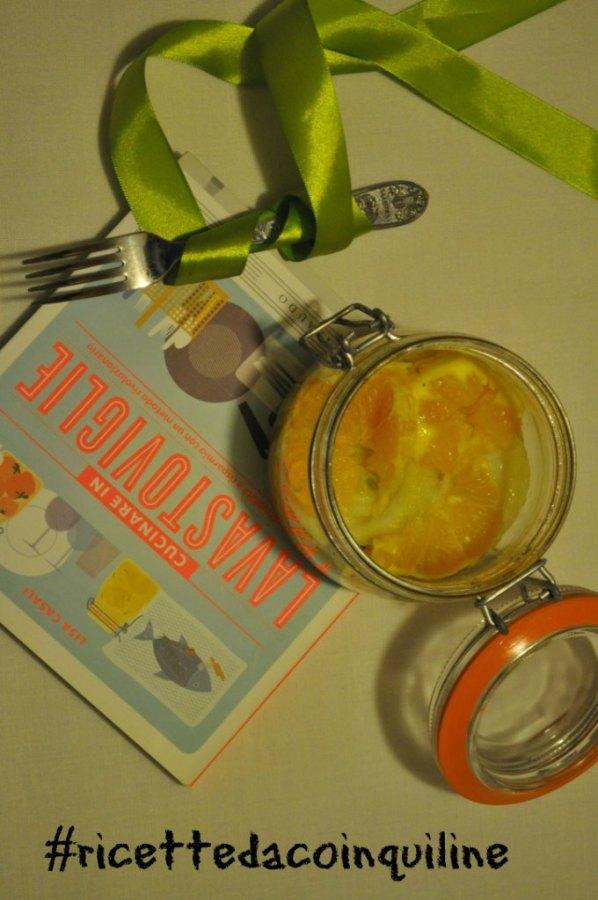 I menù fuori casa: insalata in barattolo