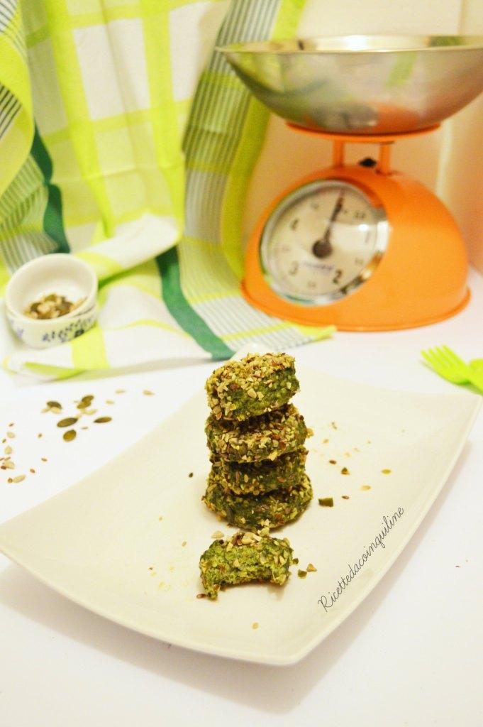 I sani venerdì: broccolette (polpette di broccoli, senza glutine e vegan)