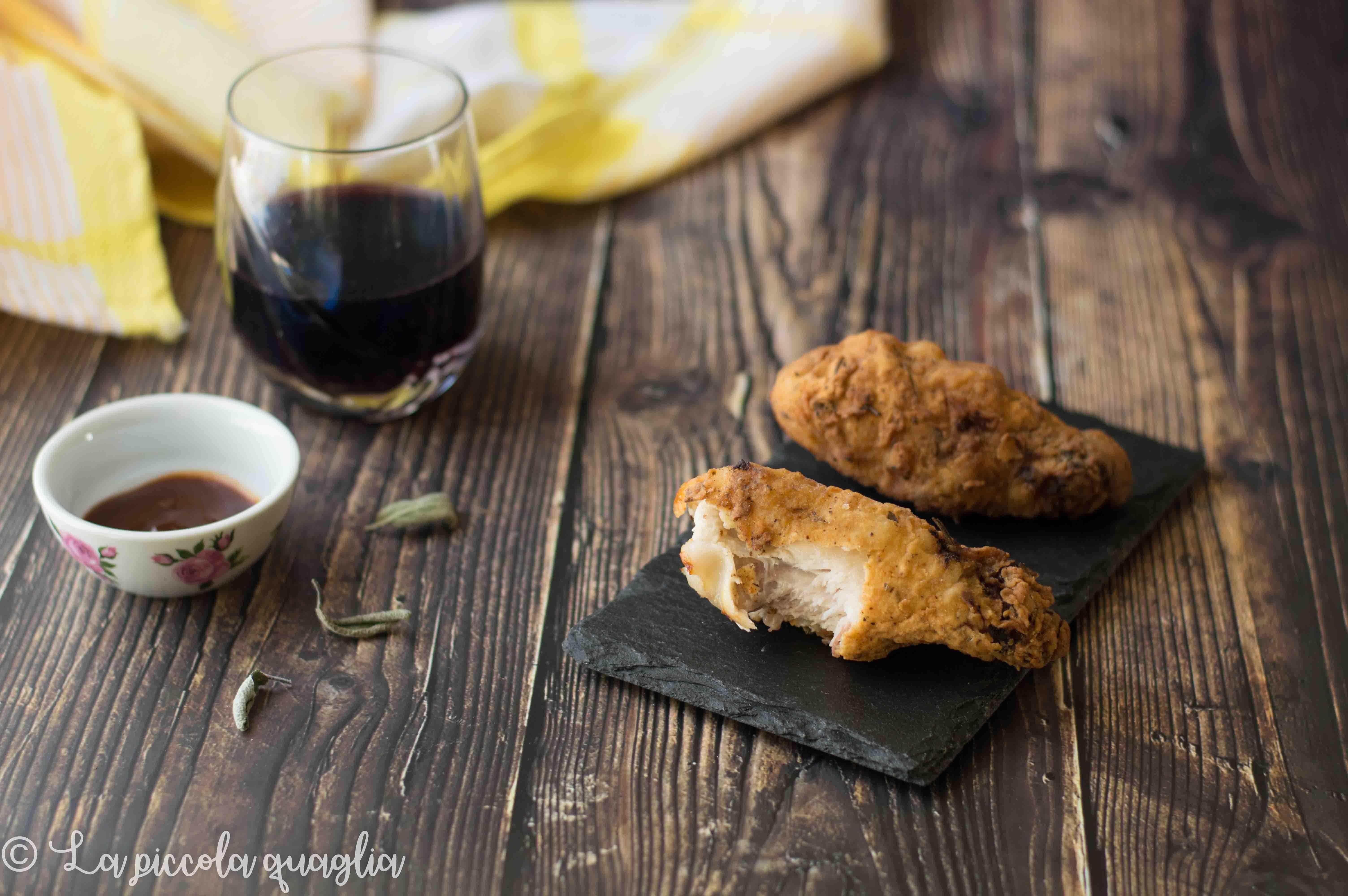 Geek Chicken: KFC fried chicken #Green Book