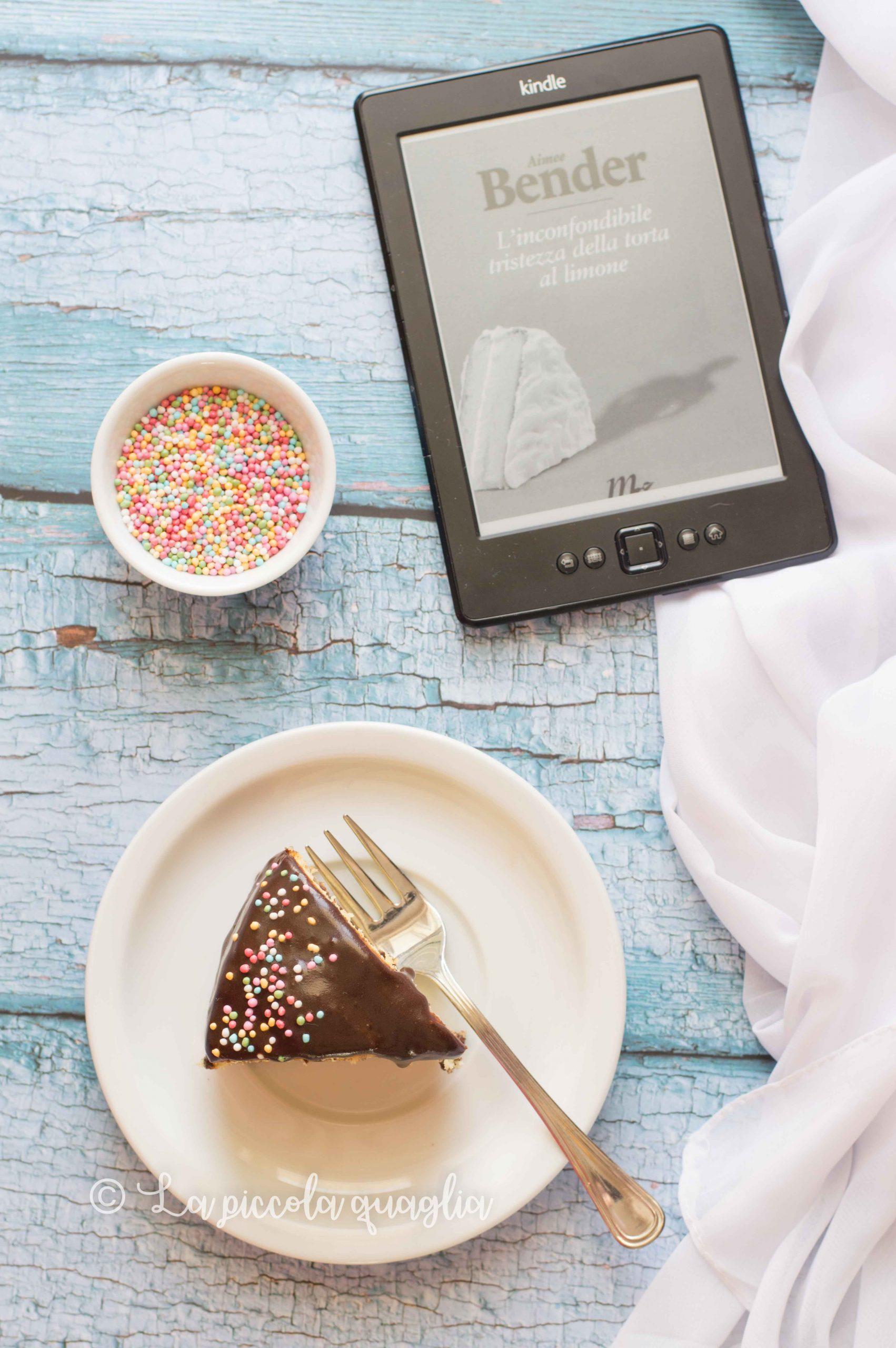 Torta al limone e cioccolato – L'inconfondibile tristezza della torta al limone – Geek Chicken