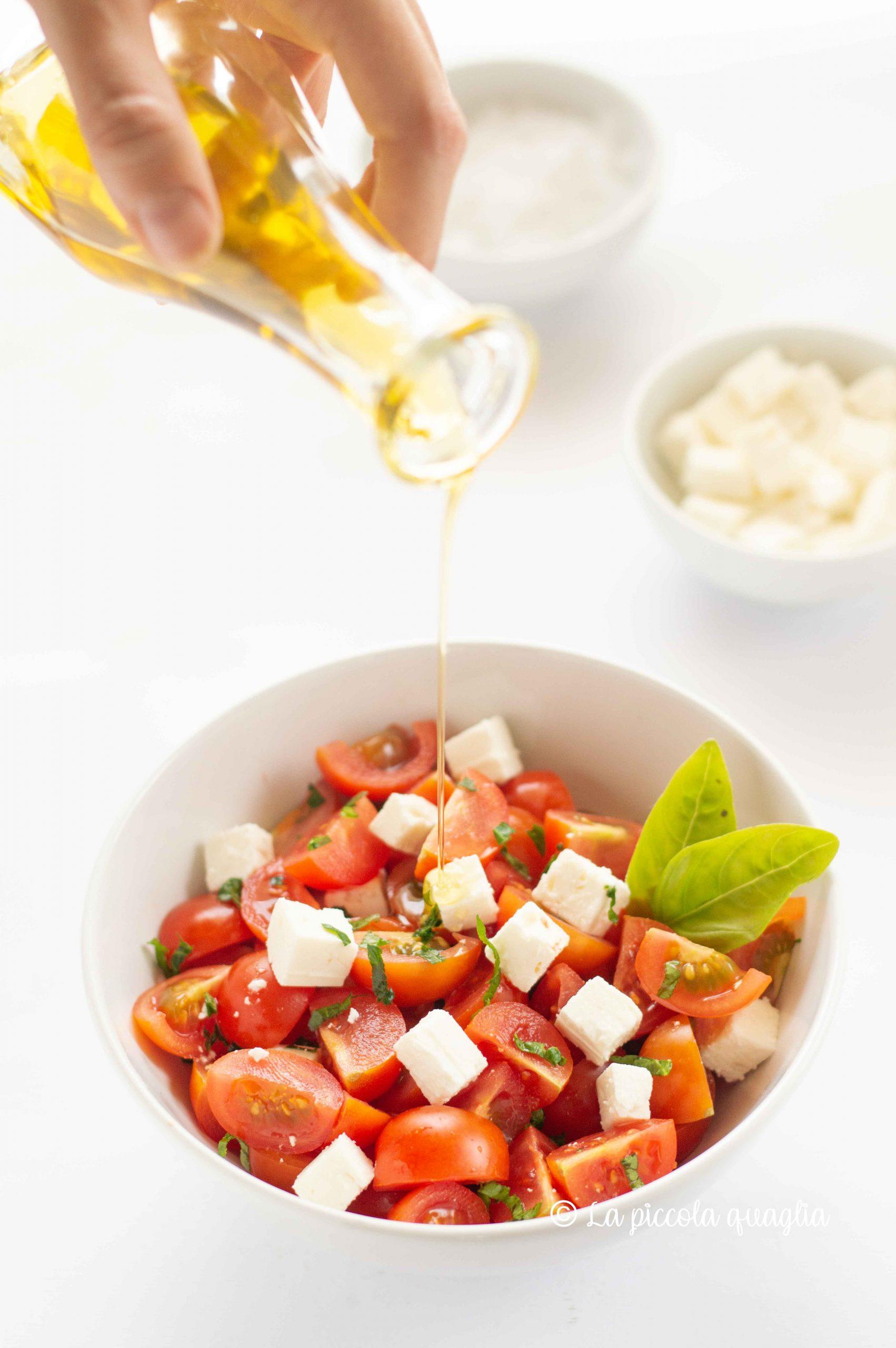 Horiatiki – insalata alla greca