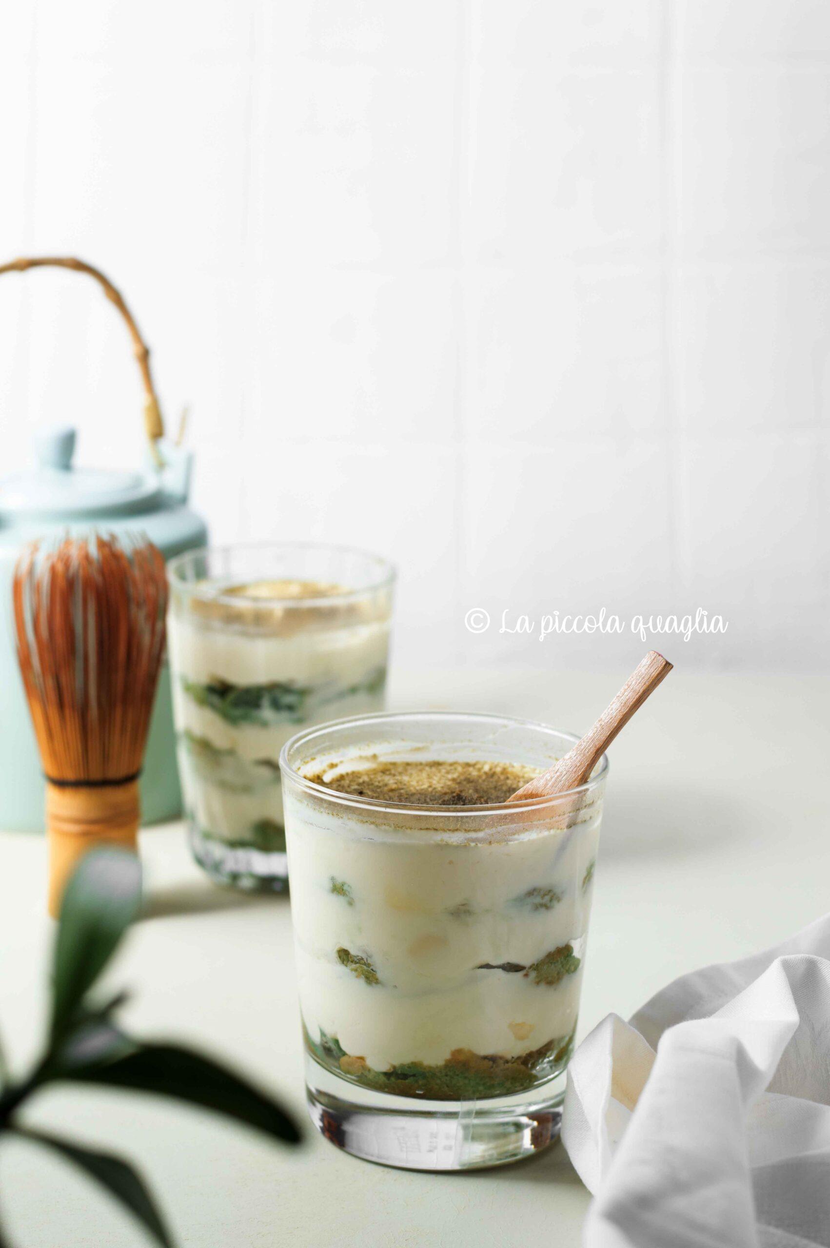 Tiramisù al tè verde matcha – l'angolo del tè