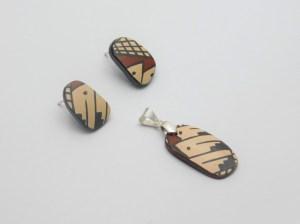 Mosaico en plata ley .950 y cerámica Mata Ortiz. pídala con la clave MoCMOAg/006. PIEZA ÚNICA