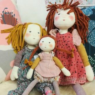 Marionnettes, Poupées et accessoires