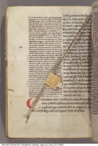 Marcapáginas medieval 3