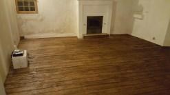 Plancher salon 1