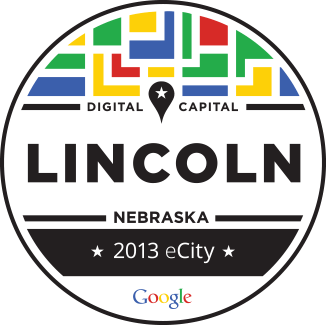Google's eCity Award to Lincoln - 2013
