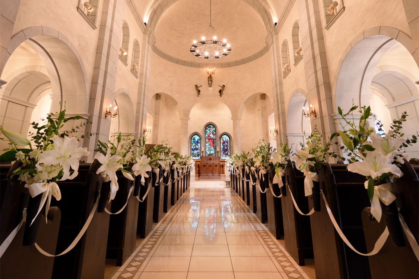 仙台 聖溫斯教堂