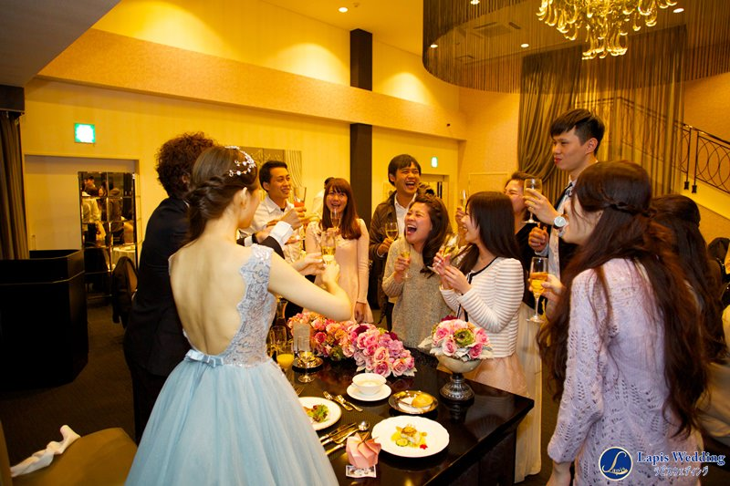 E+Y 森之美婚禮晚宴