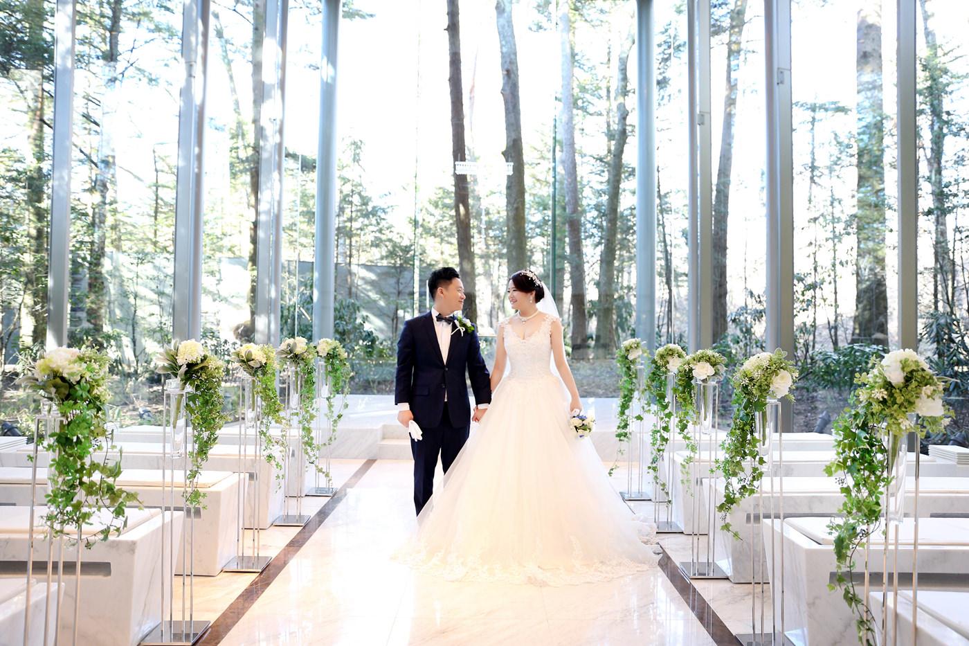 L+L 森之美婚禮紀錄