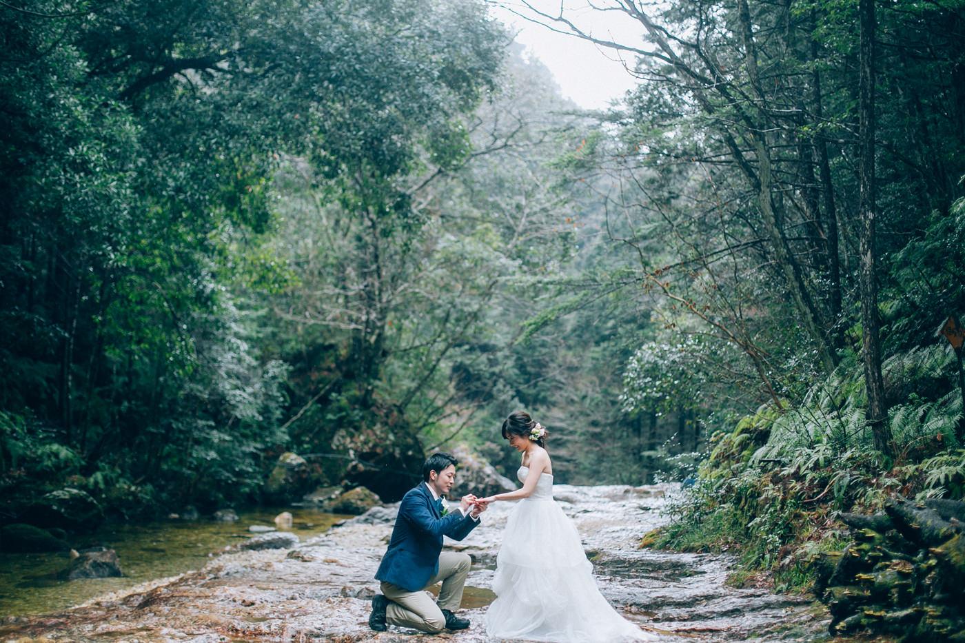 愛知婚紗拍攝