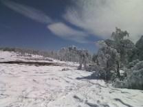 Montaña fría
