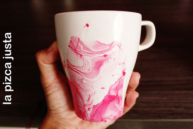 Personalizar una taza