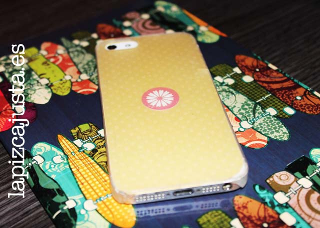funda personalizada iPhone 5