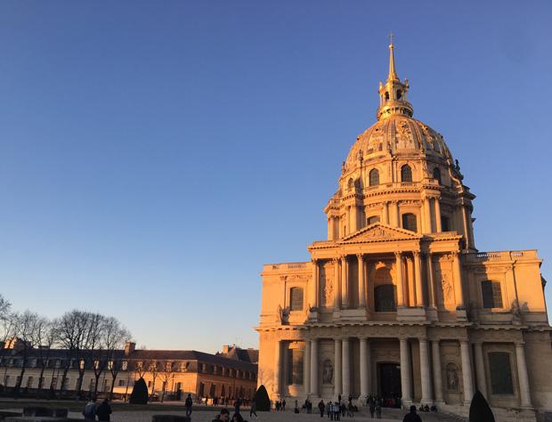 Palacio de los Inválidos, Paris