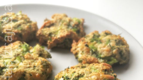 nuggets brócoli