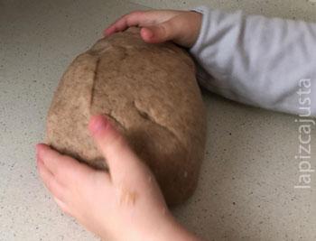 masa de la galleta de mantequilla