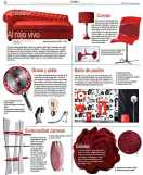 DECORACIÓN: La pasión del rojo