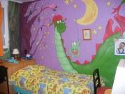 La habitación del Dragón Eliot.