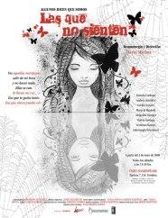 """""""Las que no sienten"""" Kerim Martínez"""