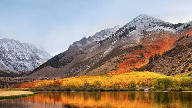 Wallpapers MacOS 10.13 high sierra