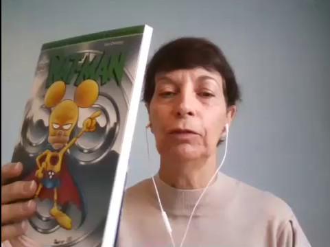 Laure Patas d'Illiers, espérantophone