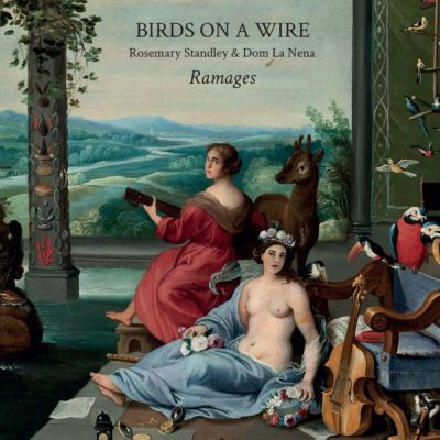Birds on a Wire - Album Ramages