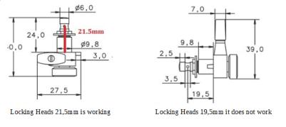 Locking Heads Graphic