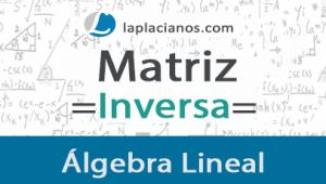 Matriz Inversa – Ejercicios Resueltos