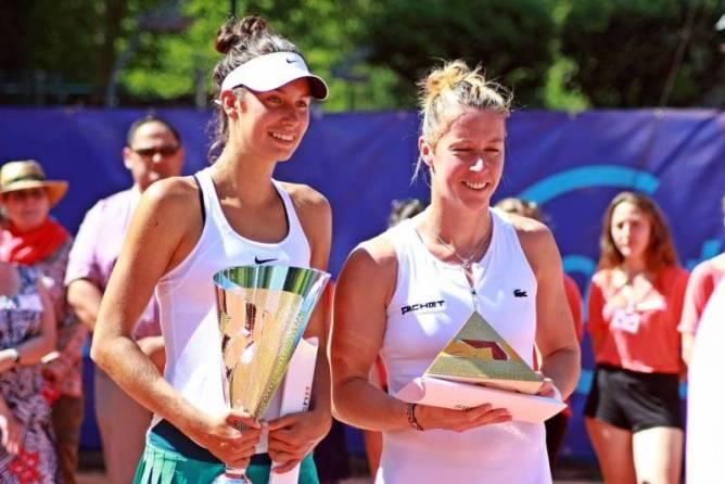 Les finalistes de l'Open 88 en 2016.
