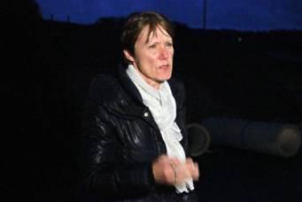 Véronique Marcot, vice-présidente du Conseil départemental