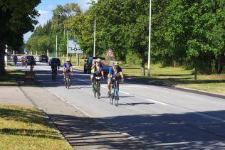 Plusieurs milliers de cyclotouristes ont découvert Vittel et ses environs.