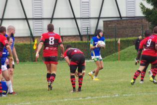 Malgré une défense affaiblie les rugbymen vittellois ont dominé les Chaumontais.