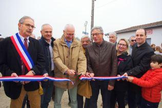 Inauguration de la 420e édition de la foire de Poussay.