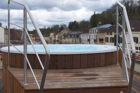 Le spa va rouvrir ses portes le jeudi 25 juin.