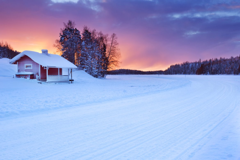 Levi-Fell-Lapland