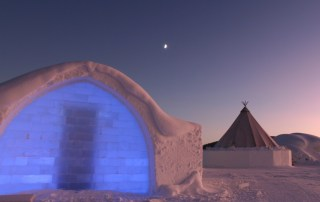 Ice hotel sweedish lapland