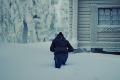Very deep snow ;)