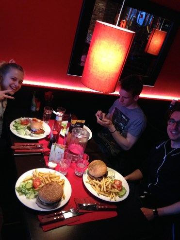 Best Burger in Turku Town