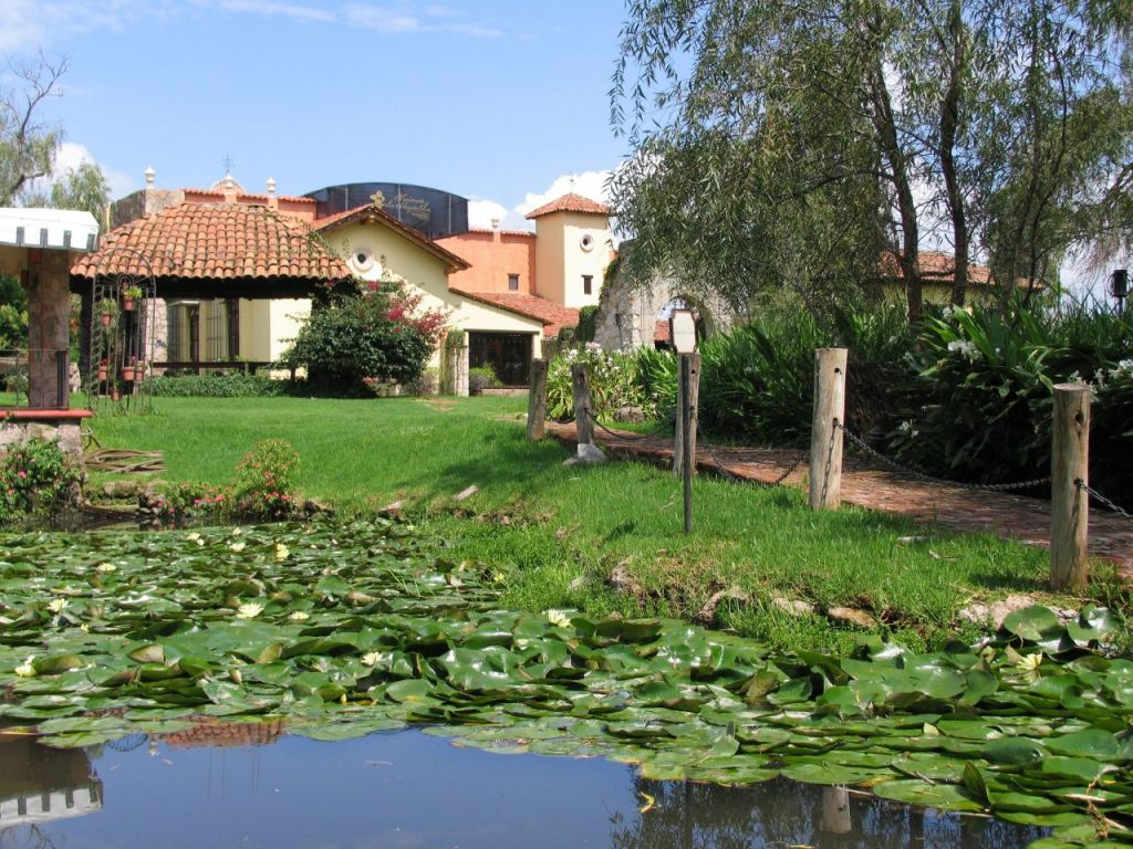 Hacienda La Magdalena - LaPlanner