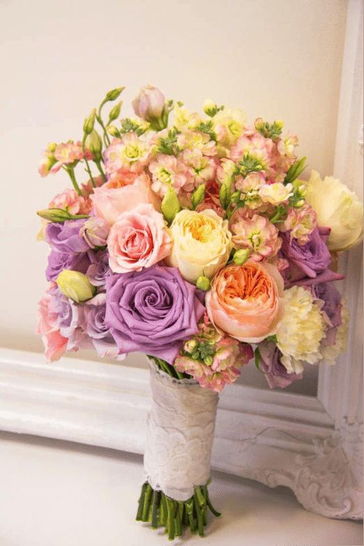 Cómo Elegir Tus Arreglos Florales Por Color Laplanner