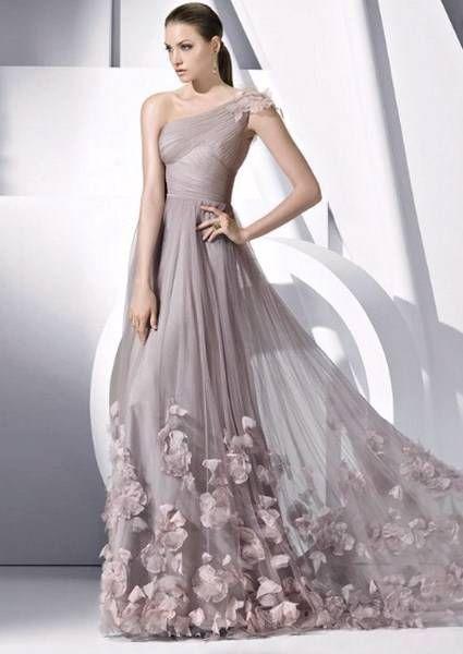 Vestidos de lino para fiesta en jardin