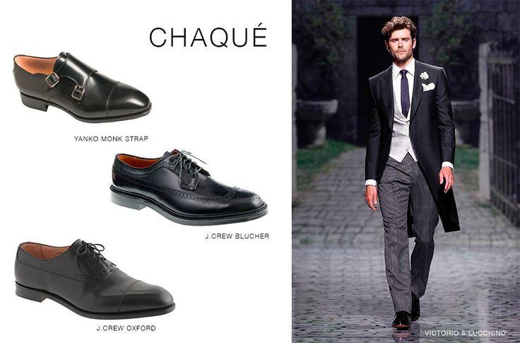 chaqué shoes