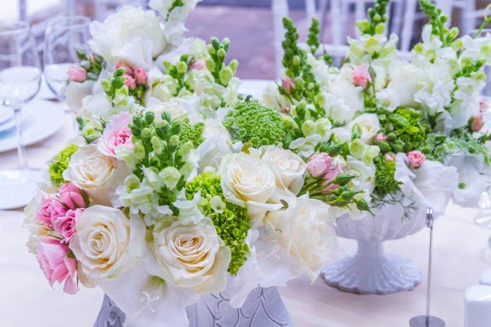 Odila Olivier, experta en flores