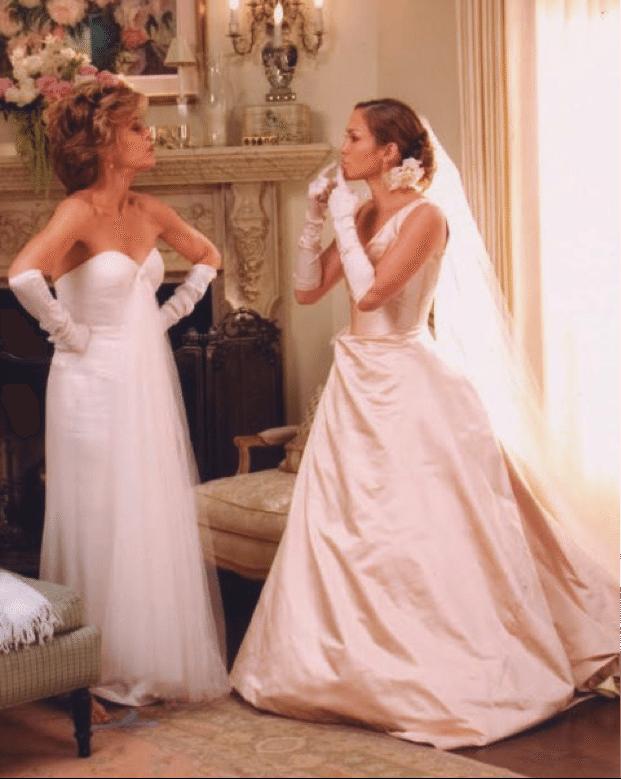 Las 15 novias icónicas del cine - LaPlanner