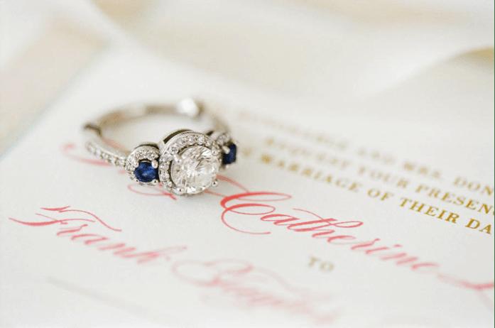anillo de compromiso 12
