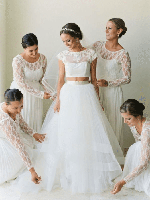 Vestidos de novia de mexico