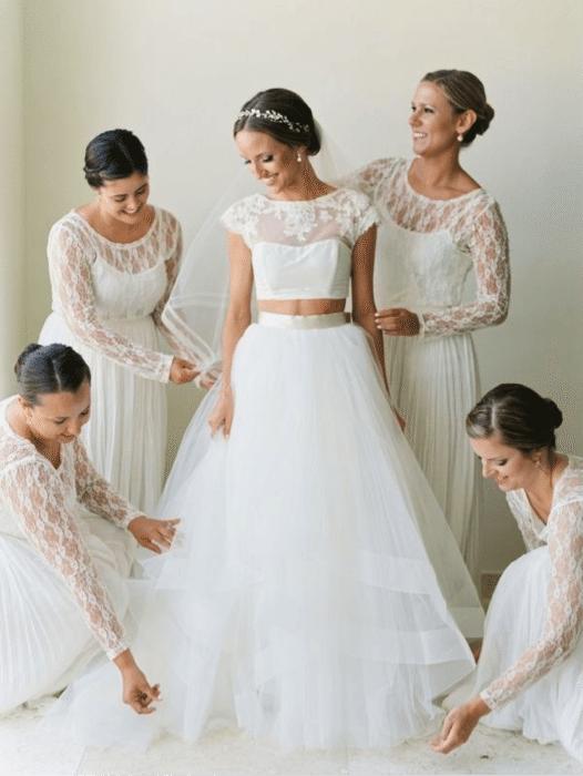 Vestido De Novialas Mejores Boutiques En México A Un Precio